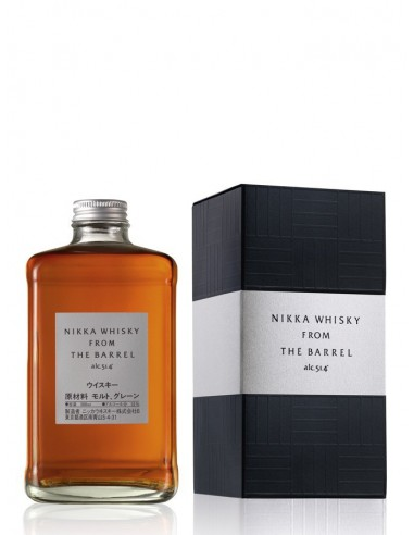 NIKKA FROM BARREL WHISKY 51.4° 50 CL