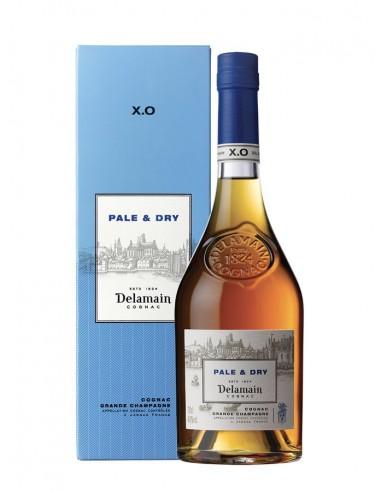 DELAMAIN PALE & DRY  XO 40° 70 CL